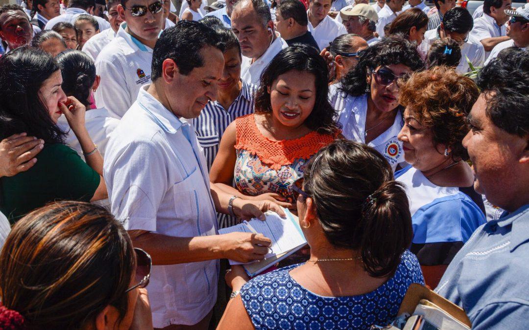 se-benefician-166-mil-400-chetumalenos-obras-reconstruccion-rehabilitacion-reencarpetado-calles-carlos-joaquin