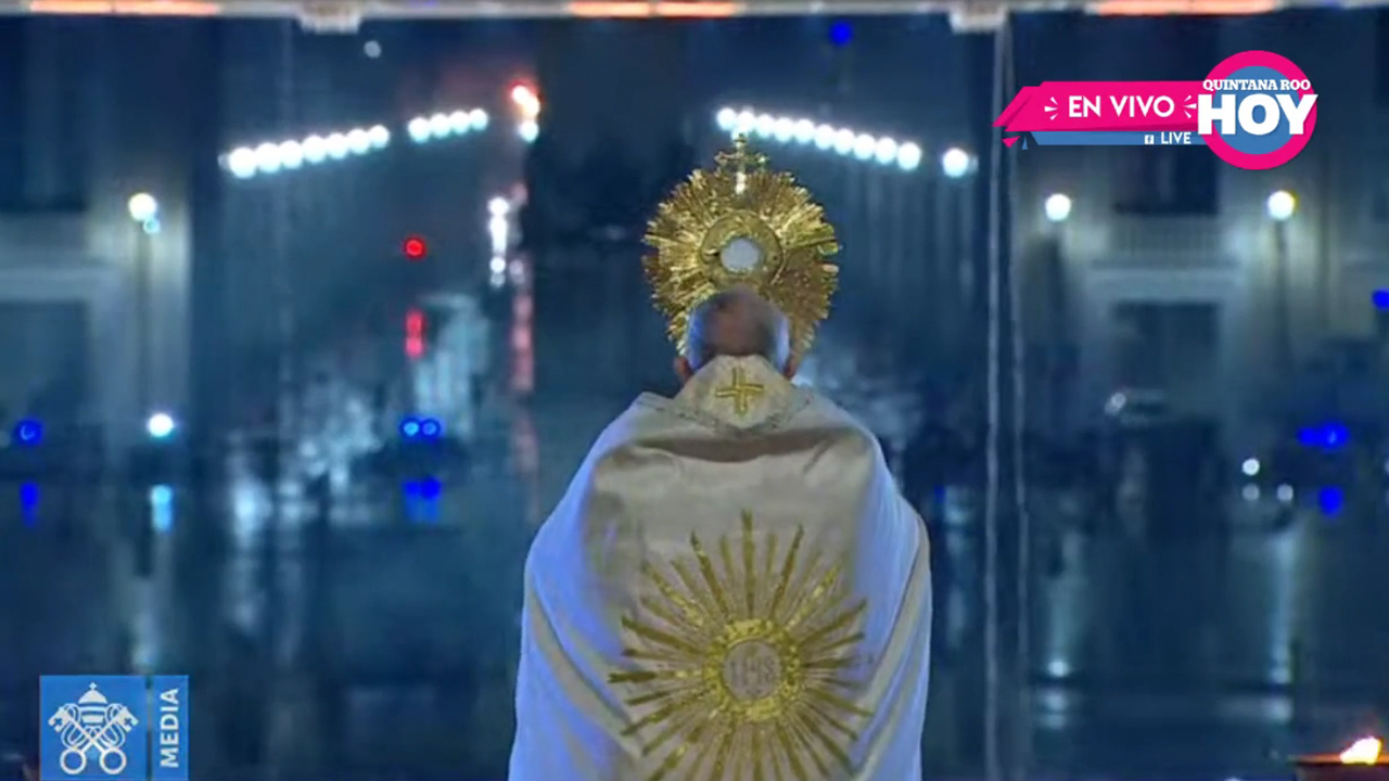 Vía Vatican News live